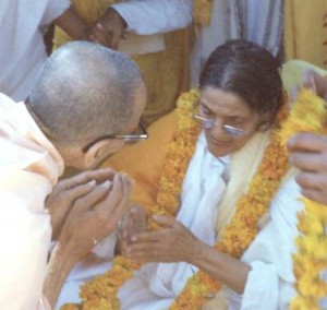 Sri Ma & Swam Chidananda